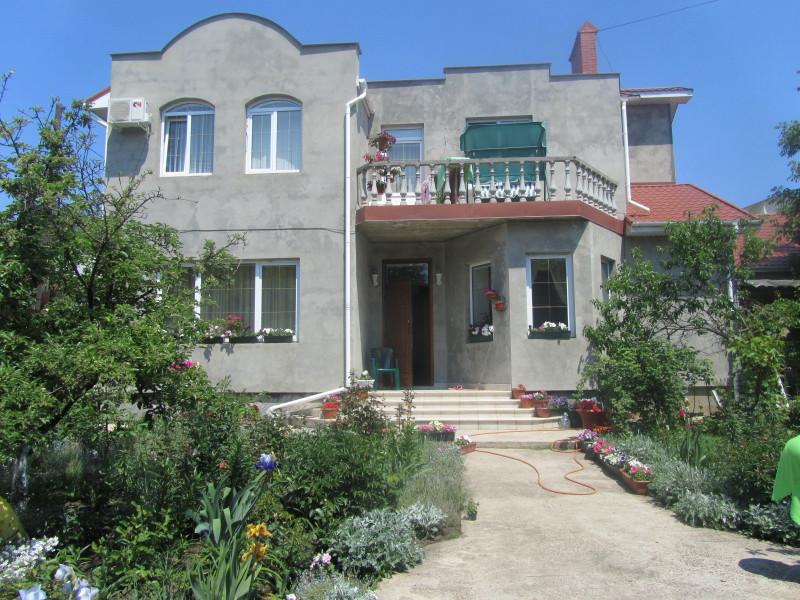 Дом на Большом Фонтане