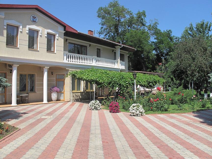 Дом с видом на море в Одессе